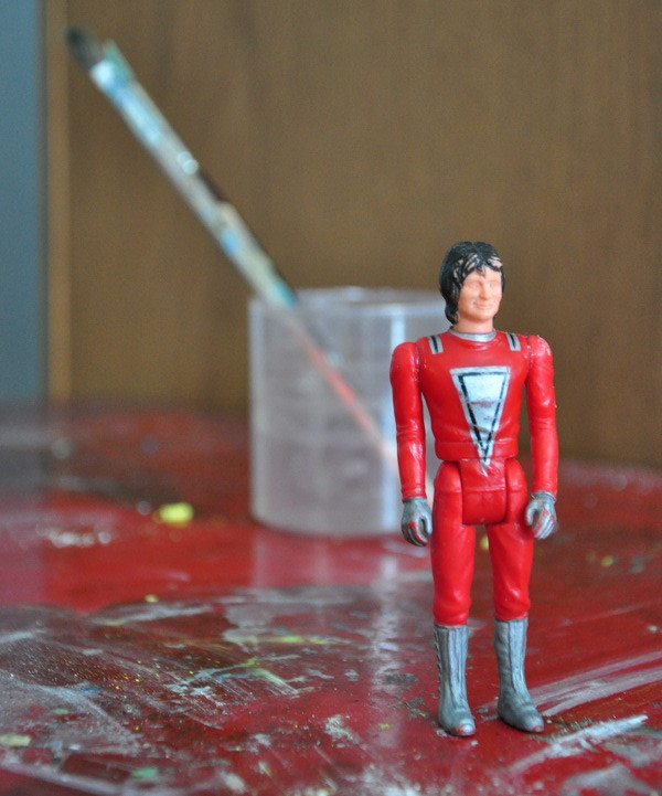 Mork action figure